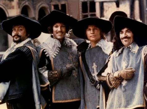 Os Três Mosqueteiros 1973