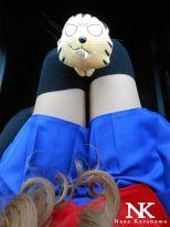 taiga cosplay Nana Kuronoma (2)