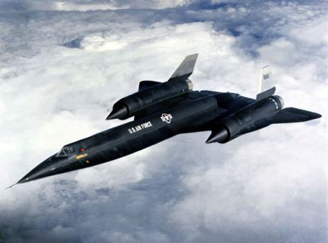 A-12 OXCART