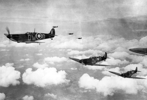 britain battle hurricanes
