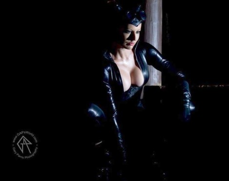 catwoman cosplay sexy mulher gato lady jaded
