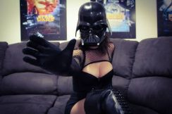 cosplay Darth Vader Lady Jaded sexy