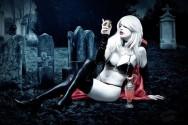 cosplay lady death Lady Jaded sexy
