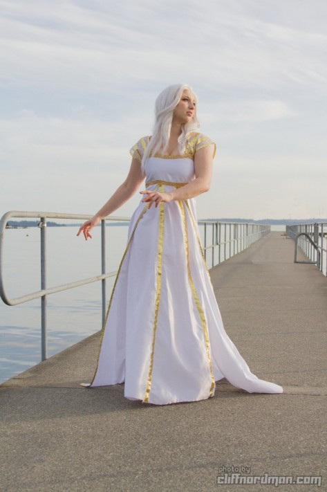 irisviel cosplay fate Etaru