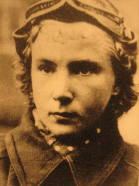 Lilya Lytvak a Rosa Branca de Stalingrado