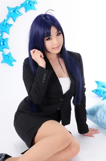 meme touwa cosplay Lilith Sasabana