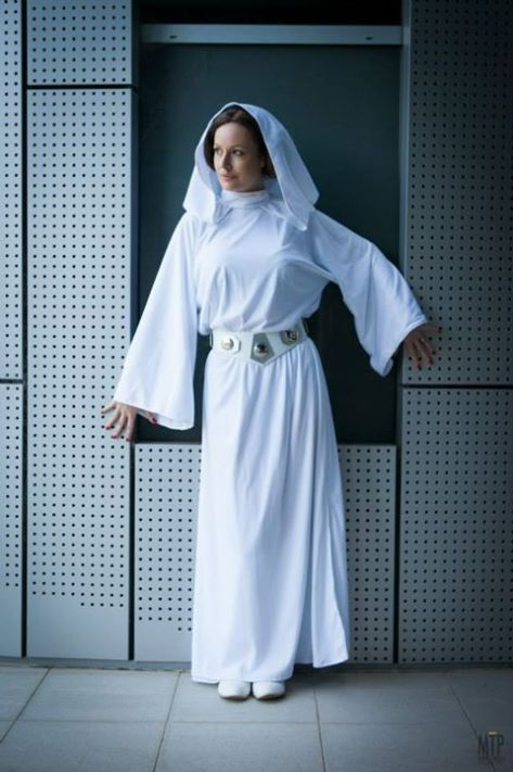 princesa princess leia cosplay lady jaded