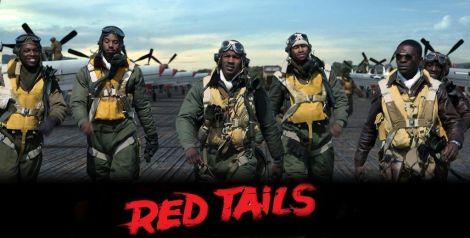 Red Tails - Filme que retrata a história do Tuskegee Airmen