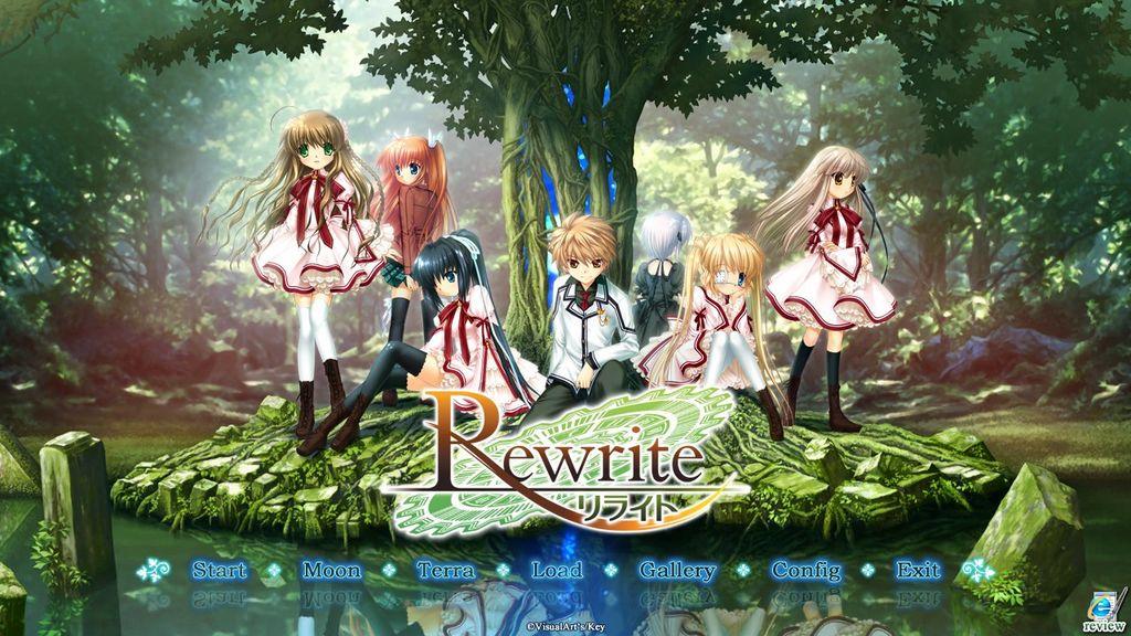 Rewrite-menu
