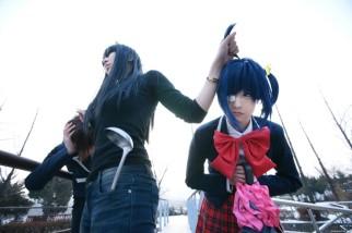 Touka chuunibyou cosplay Luno cosplay