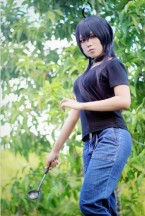 Touka chuunibyou cosplay Nana Djeremi (Nyanya)