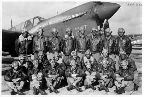 Tuskegee Airmen [friendsoftuskegeeairmennhs.org]