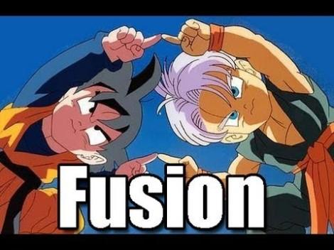 fusão dragon ball
