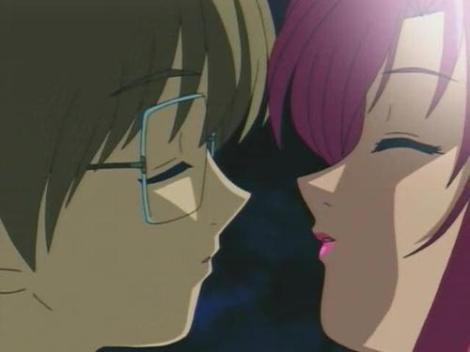 """Isso explica porque """"beijar"""" em shonens e seines é mais raro de acontecer do que em shoujos"""