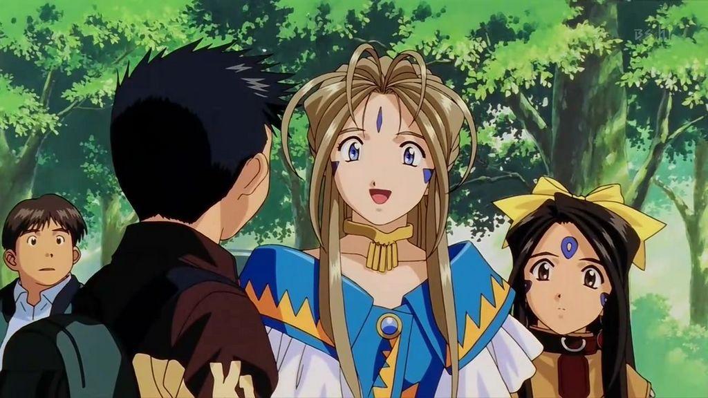 Ah! Megami-Sama O Filme 5