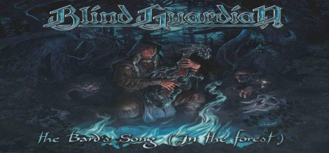 Blind Guardian_The Bard's Song (In The Forest) Front 1