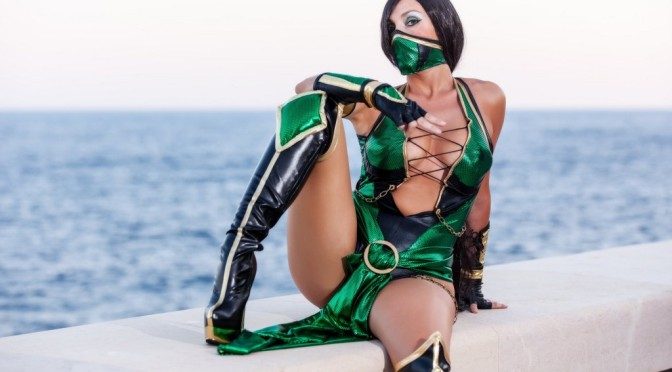 Jade Cosplay – Especial: Gatas do Mortal Kombat