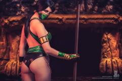 Jade cosplay sexy Dahlia Thomas (1)
