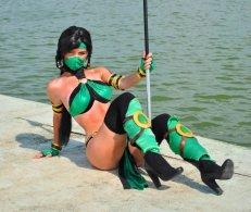 Jade cosplay sexy Nemu013 gostosa