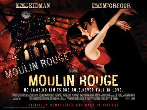 Moulin Rouge - Amor em Vermelho 2