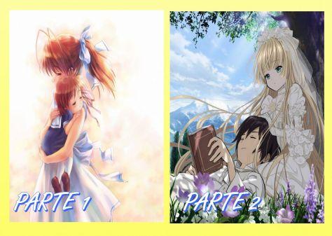 Mulheres Moe dos Animes que mais Desejamos! Parte 1 e Parte 2