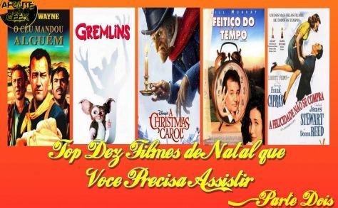 Top 10 Filmes de Natal que Você Precisa Assistir (Parte 2)