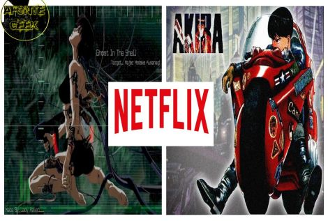 akira ghost in the shell netflix