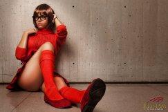 cosplay velma sexy GinaBcosplay