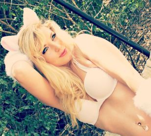 emma frost sexy cosplay kitty cat cosplaybutterfly