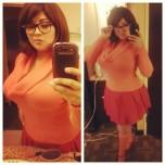 Ivy Doomkitty Cosplay Velma sexy