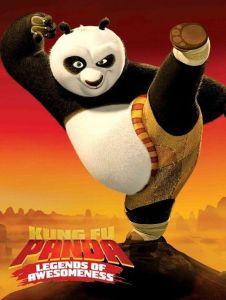 Kung-Fu-Panda lendas do dragão guerreiro