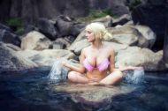 Luna Lanie Cosplay sexy gostosa