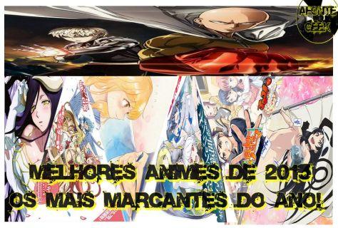 Melhores Animes de 2015 - Os Mais Marcantes do Ano