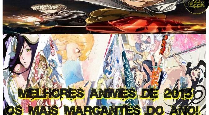 Melhores Animes de 2015 – Os Mais Marcantes do Ano!