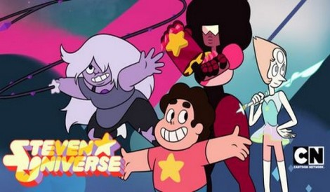 Fortes mesmo? Só elas em Steven Universo