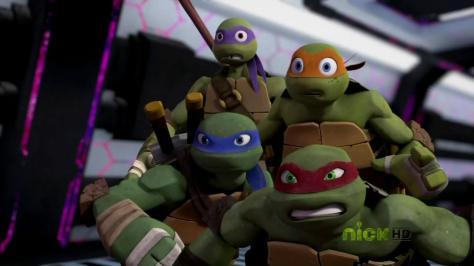 Teenage Mutant Ninja Turtles 2012 2