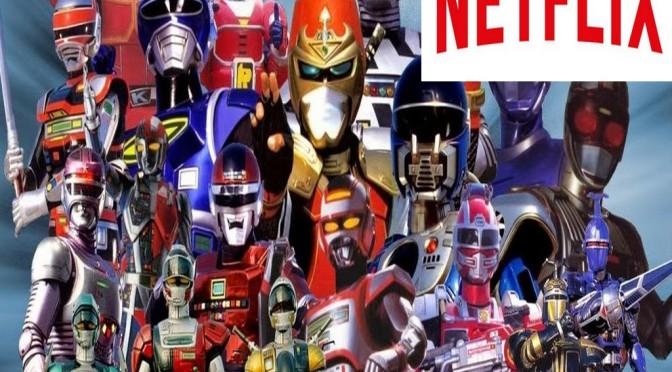 Netflix deve exibir Jaspion, Changeman, Jiraiya e outros Tokus Japoneses!