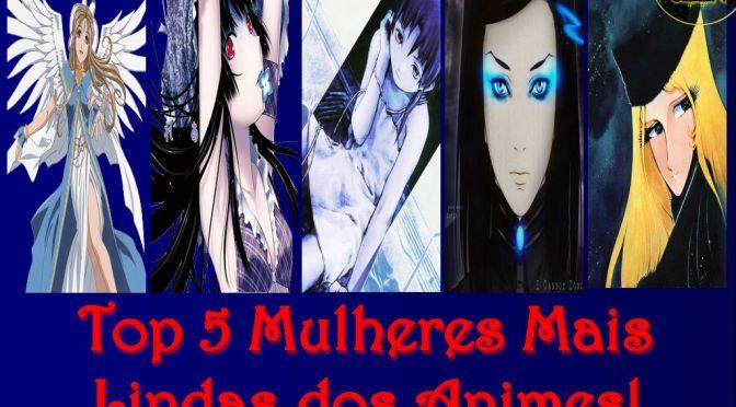 Mulheres Mais Lindas dos Animes (Parte 1)