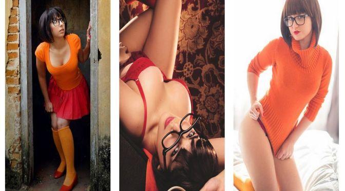 Velma Cosplay – Gata da Semana Especial