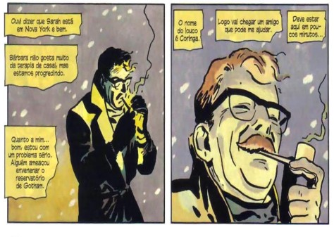 Outra cena que Batman Begins se inspirou