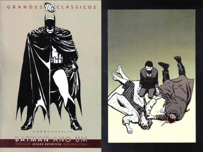 Batman: ANO UM – Critica: O Nascimento do Morcego – o Medo e as Motivações dos Seres Humanos