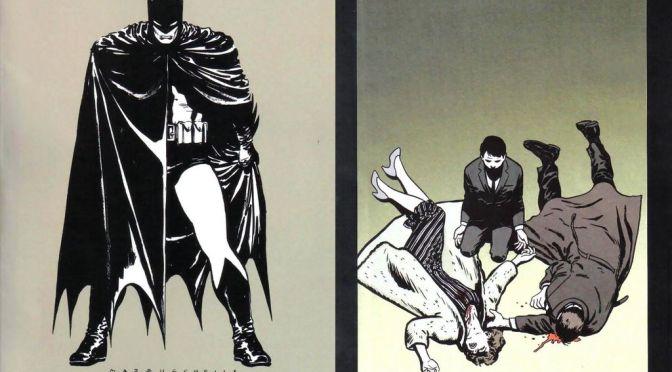 Batman Ano Um – Critica da HQ: O Nascimento do Morcego – o Medo e as Motivações