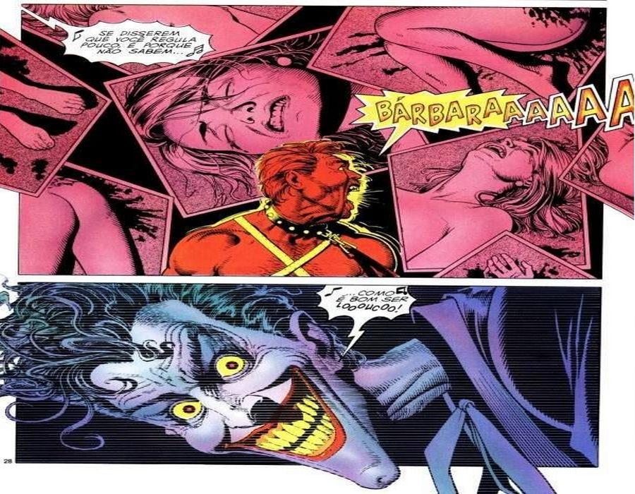 Batman A Piada Mortal - página 26 editada