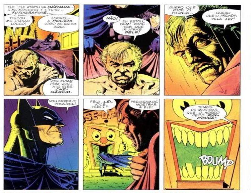 Batman A Piada Mortal - página 38 editada