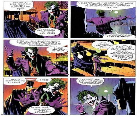 Batman A Piada Mortal - página 46 editada 2