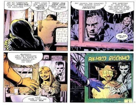 Batman A Piada Mortal - página 8 editada