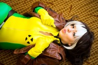 cosplay rogue sexy Peachykiki vampira cosplay gata