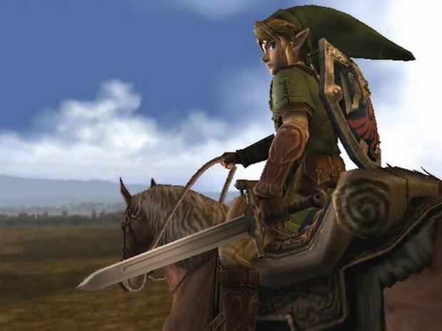 Link de Legend of Zelda - O Herói do Tempo