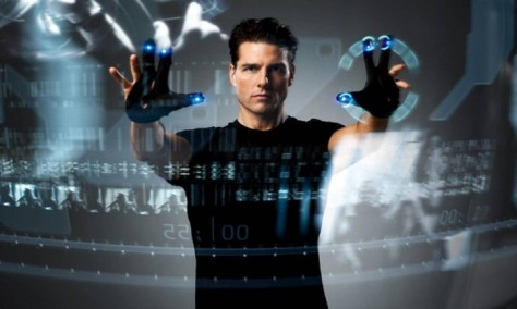 Minority Report -- Sim é o Tom Cruise rs