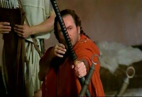 """Cena do filme """"The Odyssey"""" de Francis Ford Coppola"""